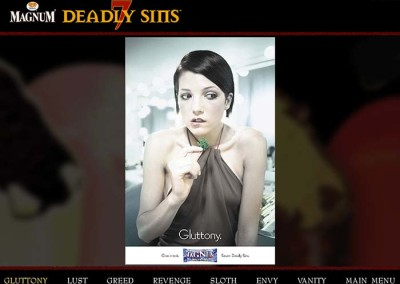 Streets Magnum 7 Deadly Sins